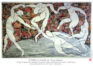 12_D'après-LA DANSE, de Henri Matisse